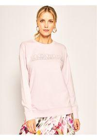 Różowa bluza Napapijri
