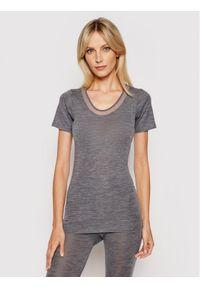 Femilet T-Shirt Juliana FN1583 Szary Regular Fit. Kolor: szary
