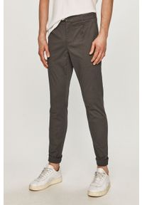 Szare spodnie Only & Sons gładkie