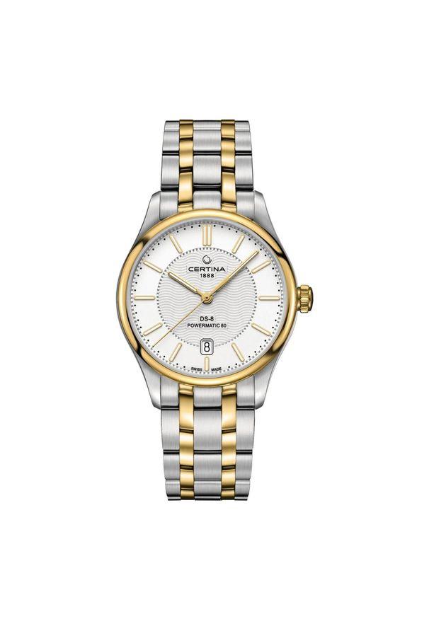 Zegarek CERTINA vintage, analogowy