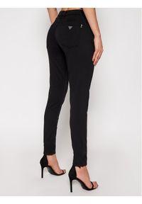 Guess Jeansy Anette W1RA99 W77RD Czarny Skinny Fit. Kolor: czarny