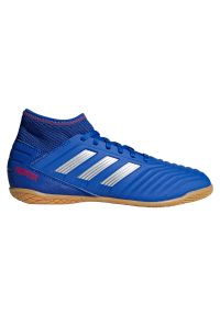 Adidas - Buty adidas Predator 19.3 IN Jr CM8543. Zapięcie: zamek. Materiał: guma. Szerokość cholewki: normalna. Sport: piłka nożna