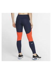 Spodnie damskie do biegania Nike Epic Lux Repel BV4785. Materiał: poliester, dzianina, materiał. Technologia: Dri-Fit (Nike). Sport: fitness