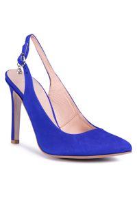 Niebieskie sandały Baldaccini klasyczne