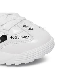Primigi Sneakersy 6455100 Biały. Kolor: biały