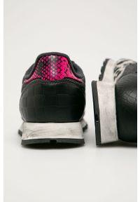 Szare buty sportowe Reebok Classic z cholewką, Reebok Classic