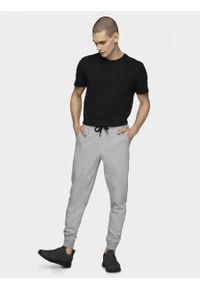 Szare spodnie dresowe outhorn melanż #4