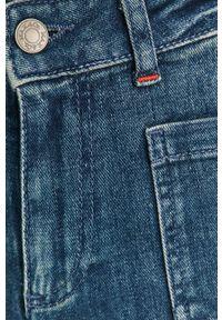 MAX&Co. - Jeansy. Kolor: niebieski
