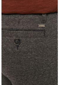 Niebieskie spodnie Tom Tailor Denim casualowe, na co dzień