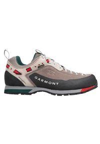 Buty męskie trekkingowe Garmont Dragontal LT GTX. Zapięcie: sznurówki. Materiał: zamsz, skóra. Szerokość cholewki: normalna. Technologia: Gore-Tex
