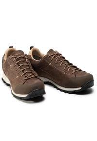 Trekkingi MEINDL - Rialto Gtx GORE-TEX 4626 Mocca 47. Kolor: brązowy. Materiał: skóra, nubuk. Szerokość cholewki: normalna. Technologia: Gore-Tex. Sport: turystyka piesza