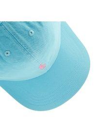 Polo Ralph Lauren - Czapka z daszkiem POLO RALPH LAUREN - Classics II 323785653015 French Turqoise. Kolor: niebieski. Materiał: materiał, bawełna