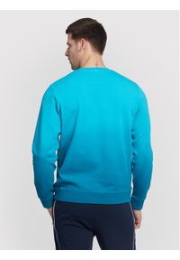 Vistula Bluza Voight XA1058 Niebieski Oversize. Kolor: niebieski