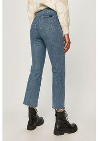 Niebieskie jeansy Miss Sixty na co dzień, klasyczne