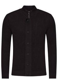 Czarny sweter klasyczny JOOP! Jeans