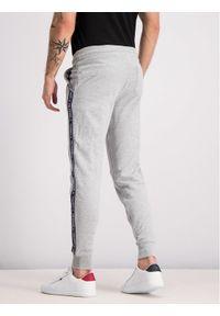 Szare spodnie dresowe TOMMY HILFIGER