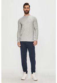 Niebieskie spodnie dresowe TOMMY HILFIGER #4