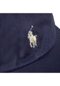 Polo Ralph Lauren Czapka z daszkiem Clsc Cap 323552489004 Granatowy. Kolor: niebieski