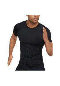 Bielizna Under Armour Rush Shirt M 1327644. Materiał: włókno, skóra, materiał, poliester. Długość: długie
