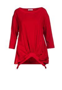 Renee - Czerwona Bluza Criameia. Kolor: czerwony