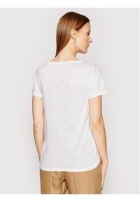 Marc O'Polo T-Shirt 103 2056 51543 Biały Regular Fit. Typ kołnierza: polo. Kolor: biały