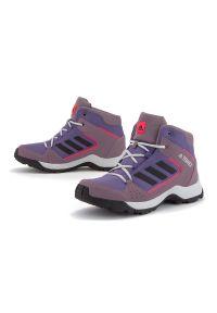 Adidas - ADIDAS TERREX HYPERHIKER LOW LEA > EF2424. Materiał: zamsz, materiał, syntetyk. Szerokość cholewki: normalna. Model: Adidas Terrex