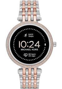 Michael Kors MKT5129 Gen5E Smartwatch F Multi Color Steel. Rodzaj zegarka: smartwatch. Styl: sportowy