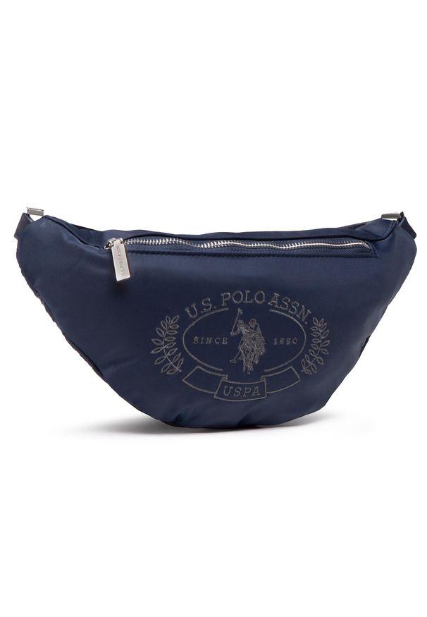 U.S. Polo Assn - Saszetka nerka U.S. POLO ASSN. - Springfield BEUPA5093WIP212 Navy. Kolor: niebieski. Materiał: materiał
