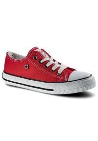 Big-Star - Trampki BIG STAR FF374201 603 Czerwony. Kolor: czerwony #1