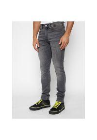 Czarne jeansy Calvin Klein Jeans