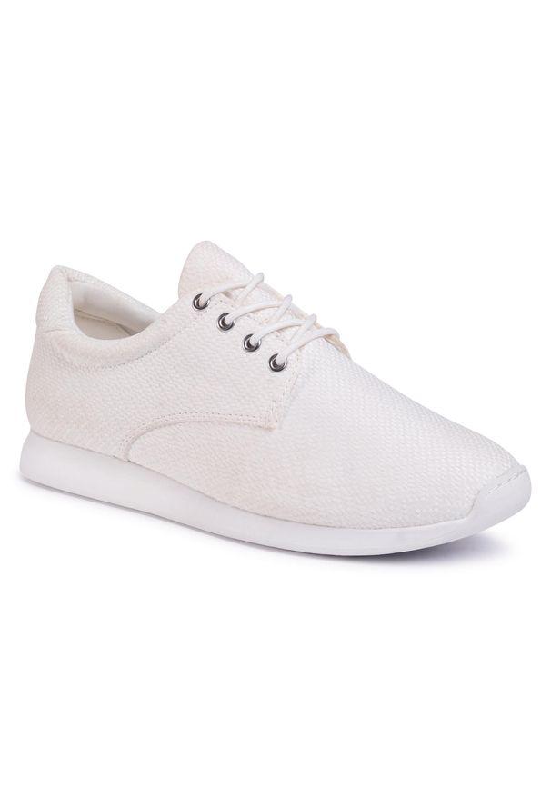 Białe buty sportowe vagabond z cholewką