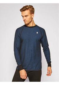 G-Star RAW Bluza Jirgi D17737-8633-B907 Granatowy Regular Fit. Kolor: niebieski