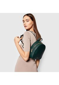 Zielony plecak Coccinelle klasyczny