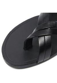 vagabond - Japonki VAGABOND - Tia 5131-001-20 Black. Kolor: czarny. Materiał: skóra. Sezon: lato