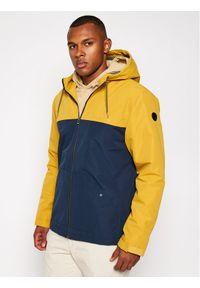 Żółta kurtka zimowa Quiksilver