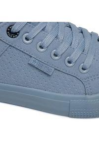 Big-Star - Trampki BIG STAR - HH274019 Blue. Kolor: niebieski. Materiał: materiał. Szerokość cholewki: normalna. Obcas: na płaskiej podeszwie