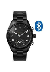 Kronaby Połączony wodoodporny zegarek Apex A1000-0731. Styl: retro