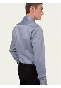 Niebieska koszula casual Hugo