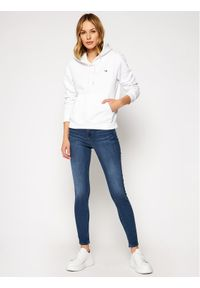 Niebieskie jeansy slim Tommy Jeans #4