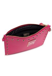 Versace Jeans Couture Torebka E1VWABEX Różowy. Kolor: różowy