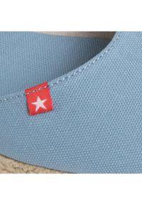 Big-Star - BIG STAR Espadryle FF274532 Niebieski. Kolor: niebieski