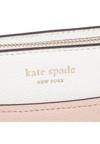 Beżowa listonoszka Kate Spade elegancka