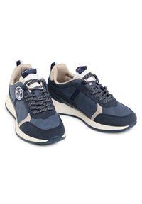 Niebieskie sneakersy North Sails
