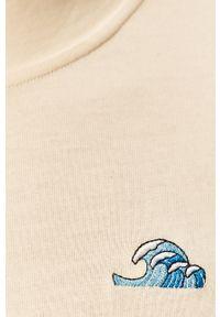 Kremowa bluza nierozpinana Only & Sons na co dzień, bez kaptura