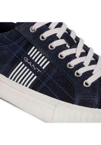GANT - Gant Sneakersy Faircourt 20633486 Granatowy. Kolor: niebieski