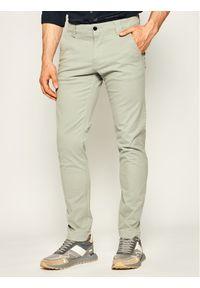 Szare spodnie Tommy Jeans