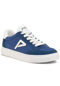 Niebieskie półbuty Pepe Jeans