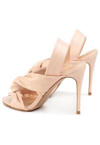 Beżowe sandały Eva Minge