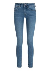 G-Star RAW - G-Star Raw Jeansy D06746-B605-A587 Niebieski Skinny Fit. Kolor: niebieski. Materiał: jeans