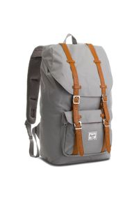 Szara torba na laptopa Herschel